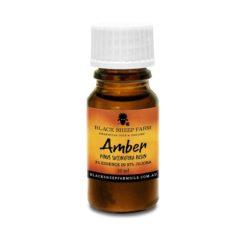 Amber Essential Oil 10ml Black Sheep Farm
