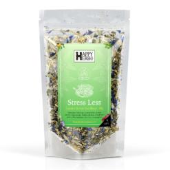 Stress Less Luxury Herbal Tea Blend 40g - Happy Herb Co