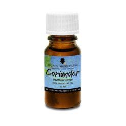 100% Pure Coriander Essential Oil, Coriandum Sativum 10ml - Black Sheep Farm