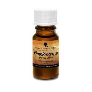 100% Pure Frankincense Essential Oil, Boswellia Carterii 10ml - Black Sheep Farm