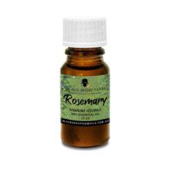 Rosemary Essential Oil, Rosmarinus Officinalis 10ml - Black Sheep Farm