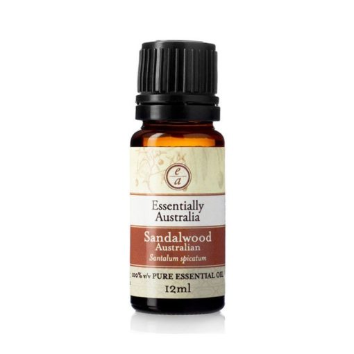 Australian Sandalwood Oil 12ml - Essentially Australia