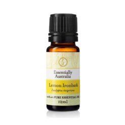 Eucalyptus Lemon Ironbark Essential Oil 12ml - Essentially Australia