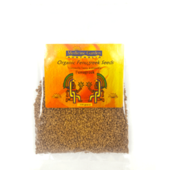 Fenugreek Seeds Organic 100g - Medicine Garden