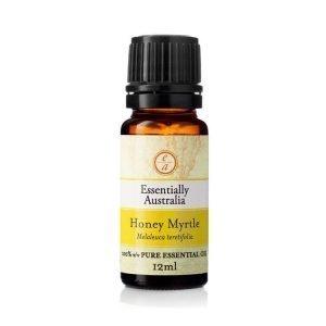 Honey Myrtle Essential Oil 12ml - Essentially Australia