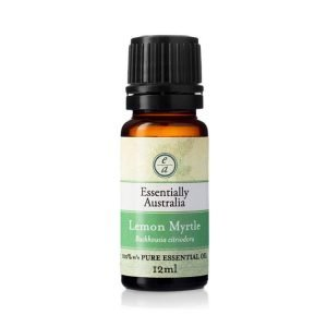 Lemon Myrtle Essential Oil 12ml - Essentially Australia