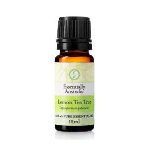 Lemon Tea Tree Essential Oil 12ml - Essentially Australia