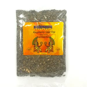 Raspberry Leaf Tea Organic 50g - Medicine Garden