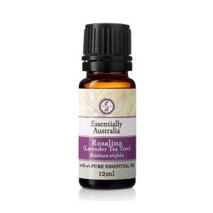 Rosalina (Lavender Tea Tree) Essential Oil 12ml - Essentially Australia