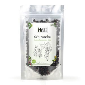 Schizandra Berries 100g - Happy Herb Co