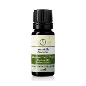Tasmanian Native Pepper Absolute Essential Oil 12ml - Essentially Australia