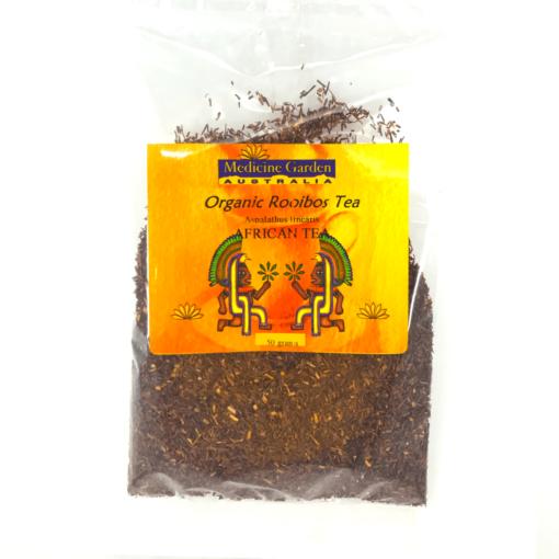 Rooibos Tea Organic 50g - Medicine Garden