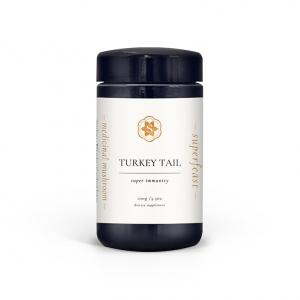 Turkey Tail Mushroom 100g - Superfeast