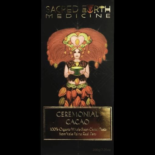 Ceremonial Cacao 200g - Sacred Earth Medicine