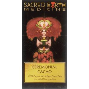 Ceremonial Cacao 400g - Sacred Earth Medicine