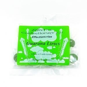 Guarana Lime Lolly Drops