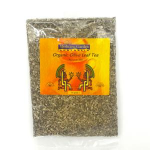 Olive Leaf Tea Organic 50g - Medicine Garden