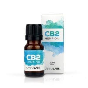 CB2 Hemp Oil Terpene - CBD Alternative by CannaLabs