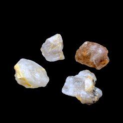 Golden Rutilated Quartz Rough Stones