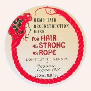 Argan Hair as Strong as Rope Mask 250ml