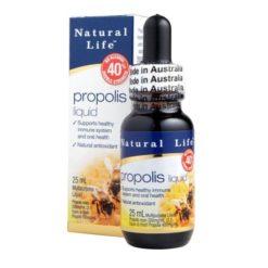Propolie Liquid Alcohol Free 25ml - Natural life
