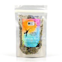 Out of the Blue Luxury Tea Blend 50g - Happy Herb Co