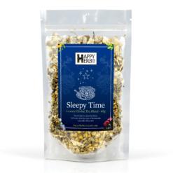 Sleepy Time Luxury Herbal Tea Blend 40g - Happy Herb Co