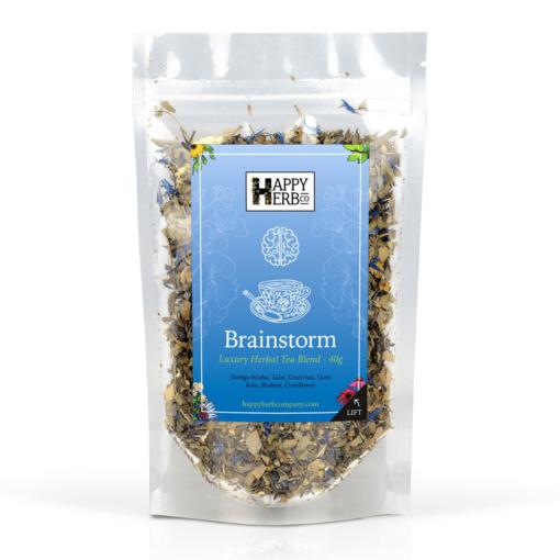 Brainstorm Luxury Herbal Tea Blend