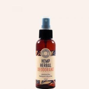 Hemp Herbal Deodorant 100ml