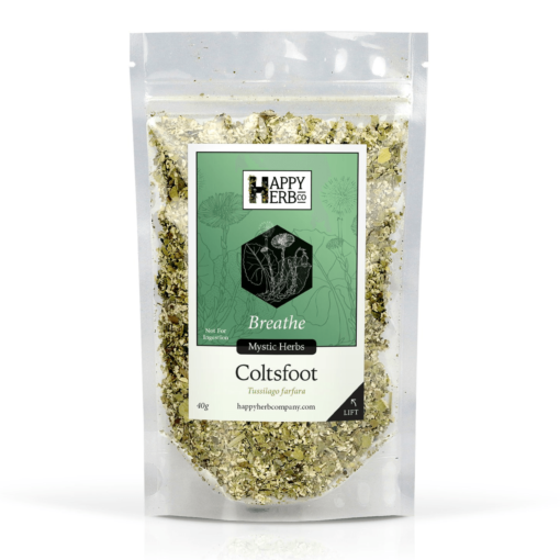 Coltsfoot Leaf 40g - Happy Herb Co