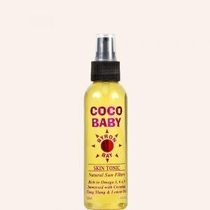 Coco Baby Sun Tan Oil 125ml - The Good Oil