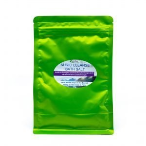 Auric Cleanse Bath Salt 200g - Andess