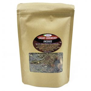 Cacao Ceremony Incense 75g - Andess