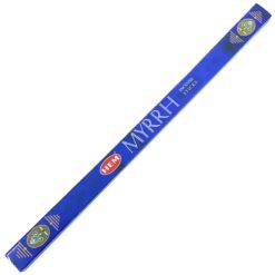 HEM Incense MYRRH 8 stick