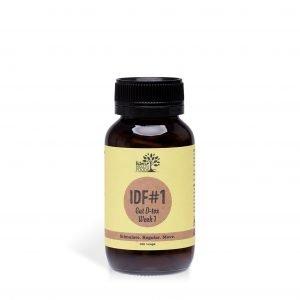Eden Intestinal Detox Formula IDF #1 Gut Detox - Eden HealthFoods