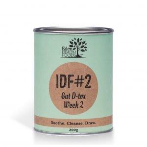 Eden Intestinal Detox Formula IDF #2 Gut Detox - Eden HealthFoods