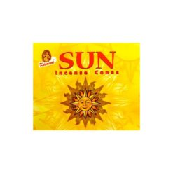 Kamini Incense Cones SUN