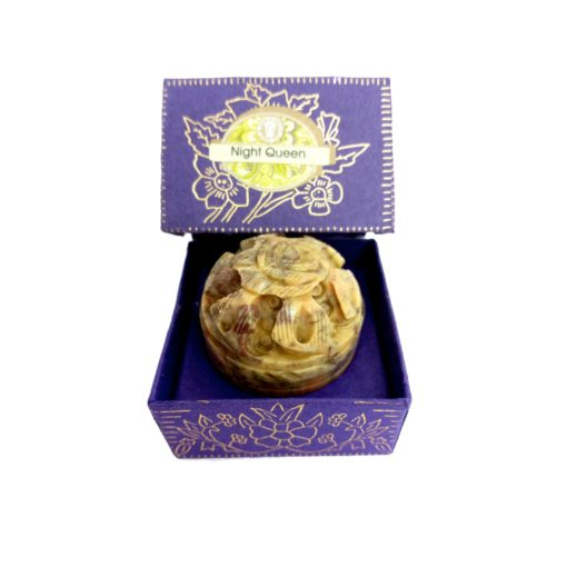 Night Queen Solid Perfume 5g - Song of India