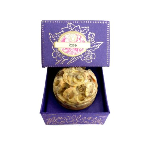 Rose Solid Perfume 5g - Song of India