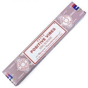 Satya Incense POSITIVE VIBES 15g