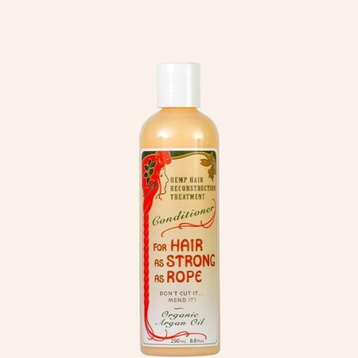 Argan Hair as Strong as Rope Conditioner 250ml - The Good Oil
