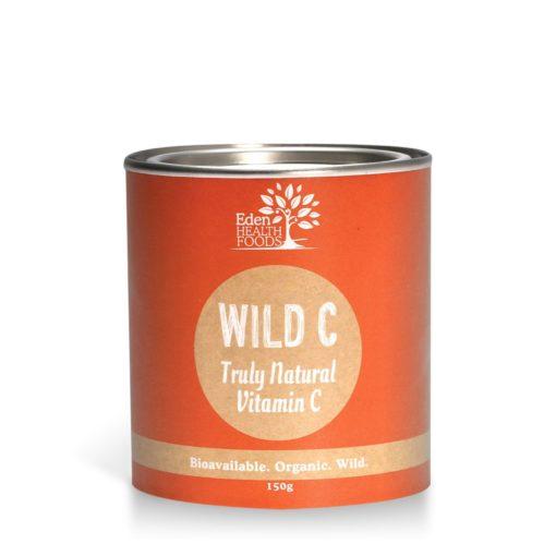 Wild Vitamin C 150g - EdenHealth