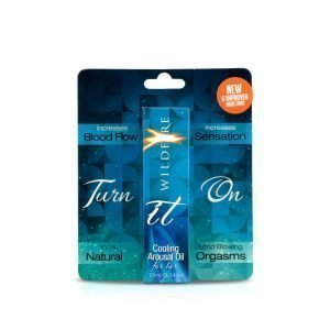Wildfire IT Cooling Arousal Oil 10ml