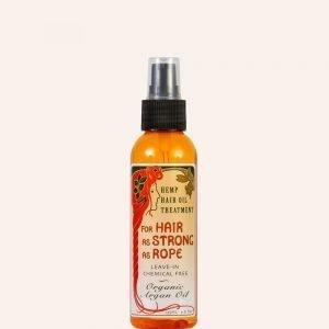 Argan Hair as Strong as Rope Oil 135ml - The Good Oil