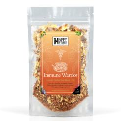 Immune Warrior Luxury Herbal Tea Blend - Happy Herb Co