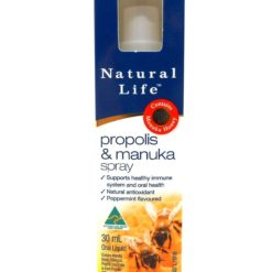 Propolis & Manuka Spray 30ml - Natural Life
