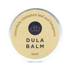 DULA BALM Calendula, Cinnamon Leaf, Bergamot