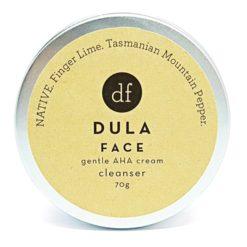 DULA FACE NATIVE Cleanser, Finger Lime, Tasmanian Mountain Pepper