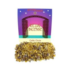Ritual Incense Mix CELTIC CIRCLE 20g - Moondance Incense
