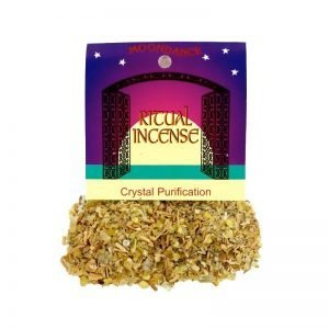 Ritual Incense Mix CRYSTAL PURIFICATION 20g - Moondance Incense